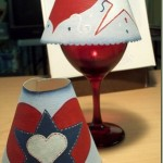 Patriotic Tealight Shade