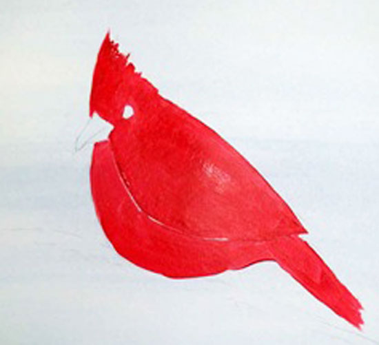 paint-red-cardinal