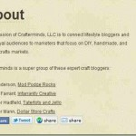 CrafterMinds – Great Blogging Resource!