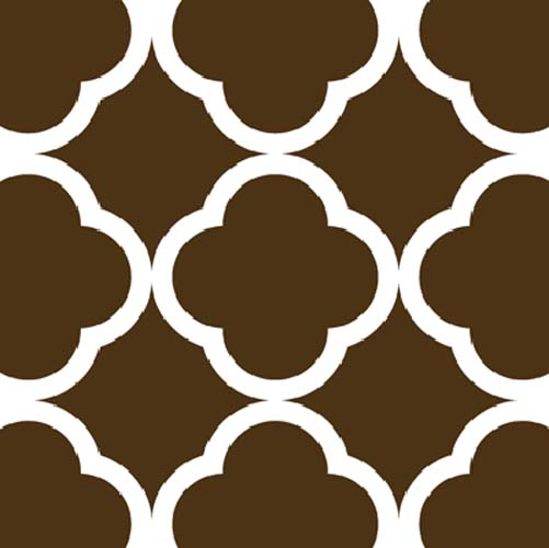 Quatrefoil Pattern