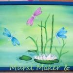 Paint-Dragonflies