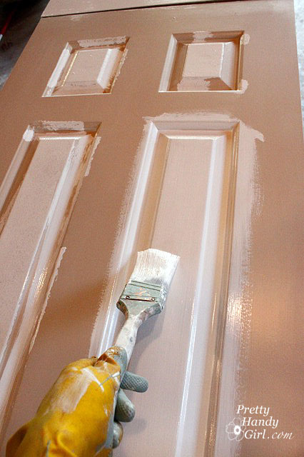 how to paint doors just paint it blog. Black Bedroom Furniture Sets. Home Design Ideas