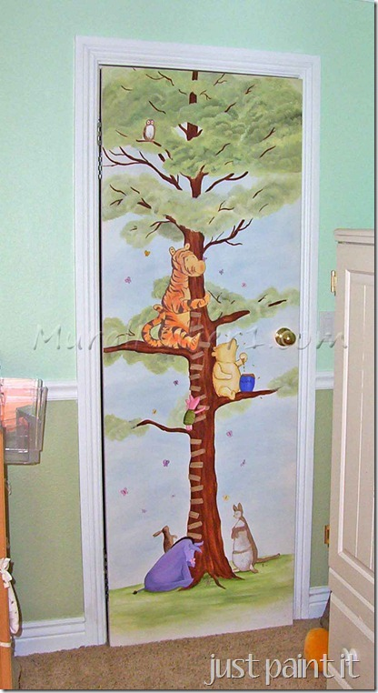 & Painted Closet Doors - Just Paint It Blog