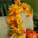 Fall Wreath and Garland