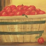 How to Paint Red Apples