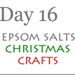 Epsom Salts Crafts