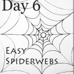 Paint a Spiderweb