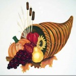 How To Paint Cornucopia