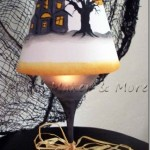 Halloween Tealight Shade