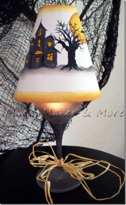 Make A Tealight Shade 31 Easy Holiday Paint Projects