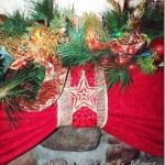 Christmas-Mantel-Scarf