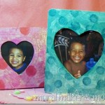 kids mixed media craft