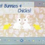 Paint Bunnies & Chick in 15 minutes