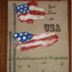 July 4 Kids Craft