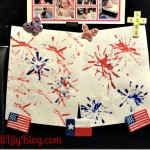 Fourth of July Kids Craft