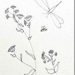 Wildflower & Dragonfly Patterns