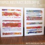 kids abstract art