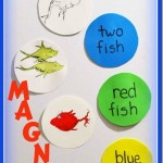 Dr. Seuss DIY Magnets