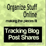 How To Track Blog Post Shares