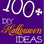 100 DIY Halloween Tutorials