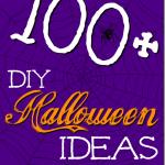 100 DIY Halloween Tutorials