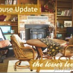 House Update – The Lower Level