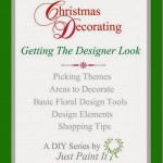 Christmas Decorating–Getting The Designer Look