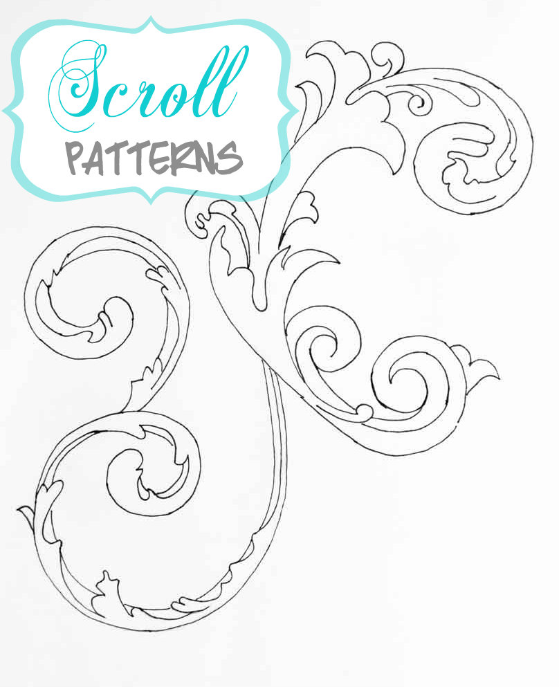 scroll patterns