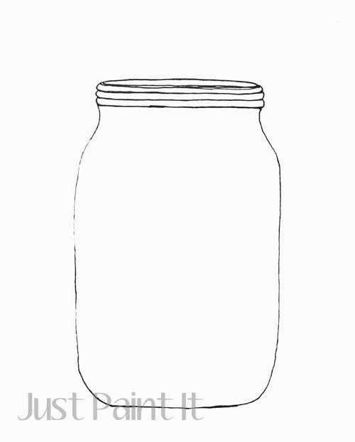 Mason Jar Pattern