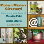 Enter to Win Fabulous Modern Masters Paint!