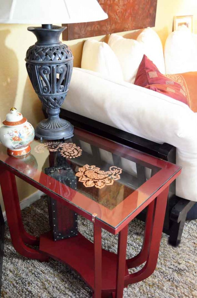Copper-Leaf-Table