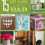 15 DIY Gift Ideas for Dad