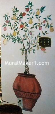 Topiary Mural