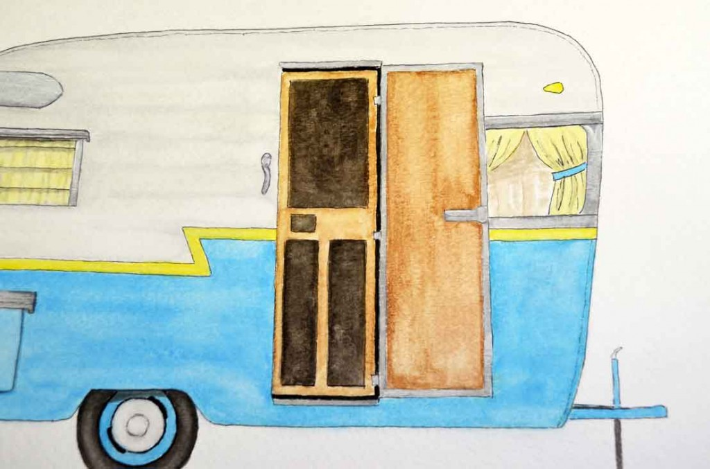 camper-watercolor