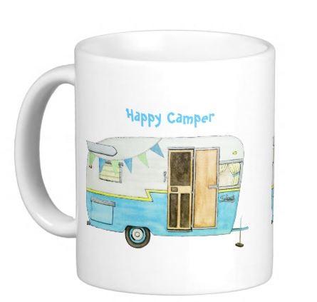 Vintage Camper Mug