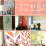 15 DIY Paintings for non-artists