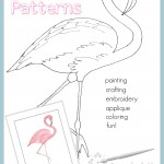 Flamingo-Patterns