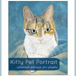 Kitty Pet Portrait