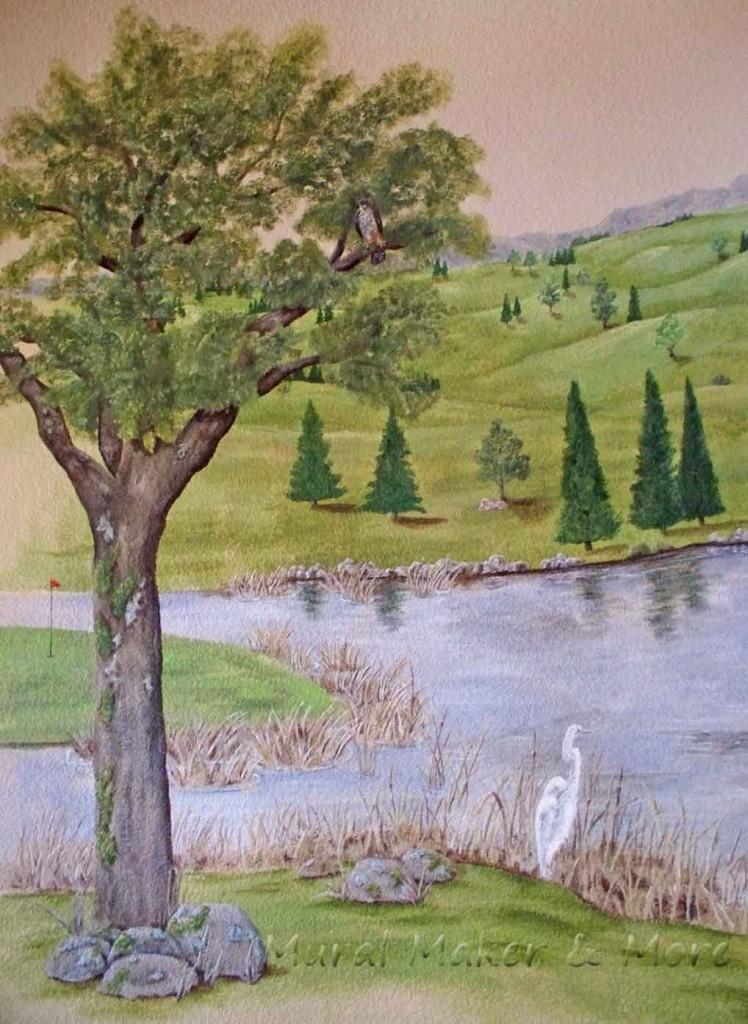 Landscape-Mural