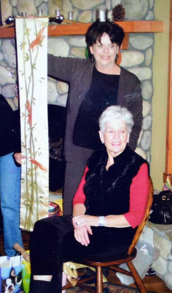 Mom and me 1980