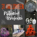 31 Halloween Painted Projects