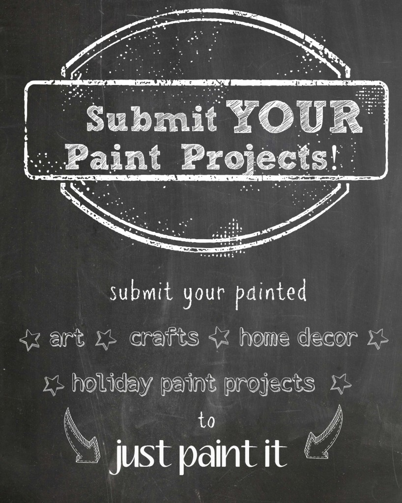 Submit Your Paint Projects!