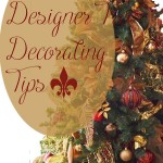 Designer Christmas Tree Decorating Tips