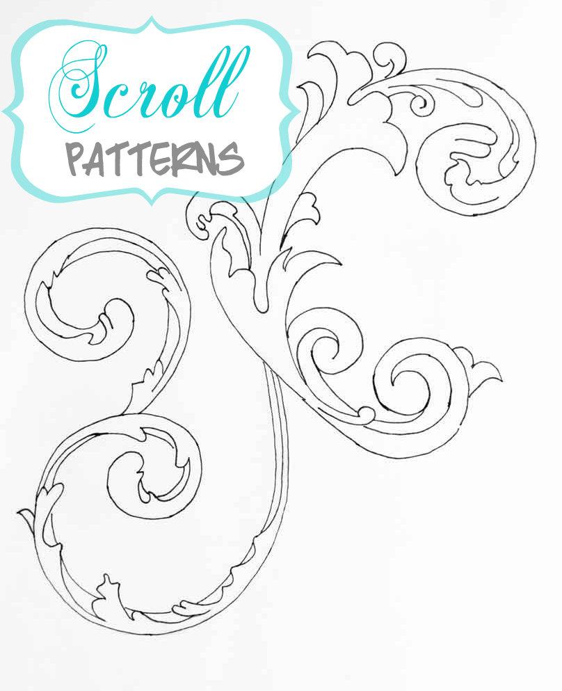 scroll patterns