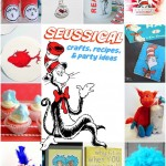 Dr Seuss Crafts, Recipes and Party Ideas