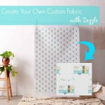 Create Your Own Custom Fabric with Zazzle!