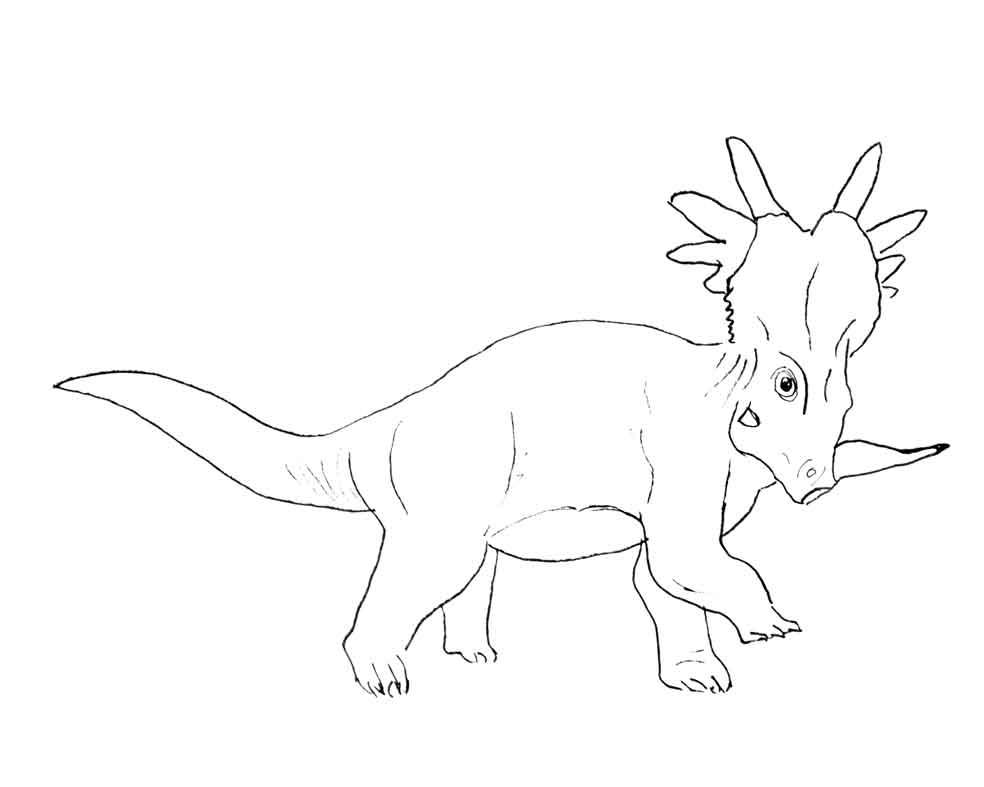 Dinosaur Printable