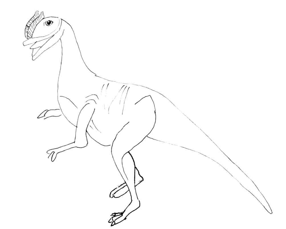Dinosaur-Printable