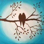 love-birds-on-branch