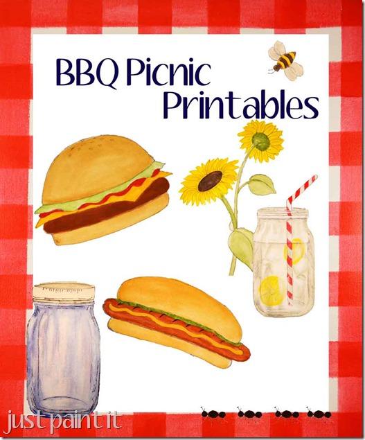 BBQ-Picnic-Printables